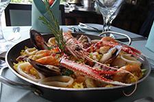 Catussaba Resort - Gastronomia 01